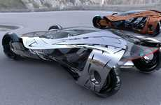 Otherworldly Eco Autos