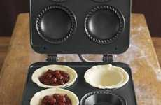 Easy-Bake Pie Ovens - The Breville Pie Maker Bakes Up to Four Pies in Eight Minutes