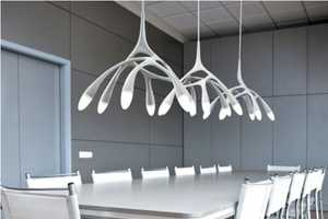 The NLC Pendant Light is Not of this World