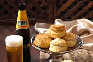 Cobra National Curry Week Puts an Indian Spin on British Fare