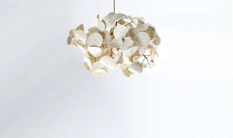 Peter Schumacher Leaf Lamp