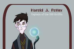 The SpicyStewedDemon 'Harry Potter' Series is Magic Meets Sci-Fi