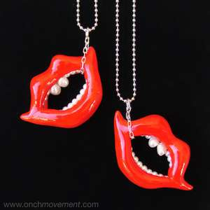 Innovative Onch Movement Jewelry