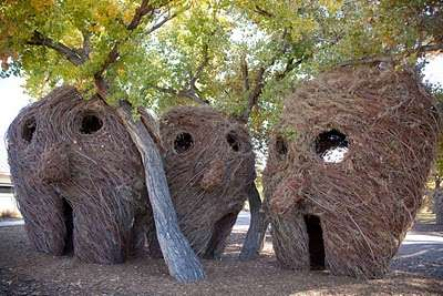 Amazing Stick Sculptures
