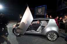 Eco-Conscious City Cruisers - The Cadillac Urban Luxury Concept is a Luxurious Eco-Car