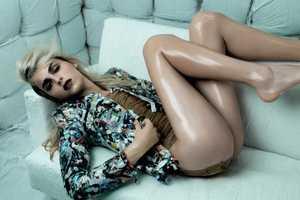 The Insanely Sizzling Model Andrej Pejic for Tush Winter 2010