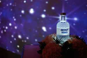 The 'Absolut Glimmer' Launch Party was a Scintillating Success (UPDATE)