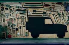 Utility Vehicle Adverts