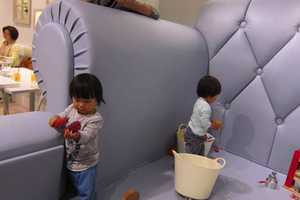 The 'Tokyo Baby Cafe' is a Perfect Place for the Little Ones