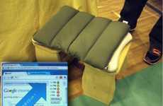DIY Weight-Tracking Seats