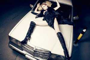 These Shots of Natasa Vojnovic by Dusan Reljin will get Your Engines Revving