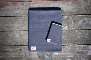 The Selvedge Sleeves Collection by MS&Co. are Good for Gadgets