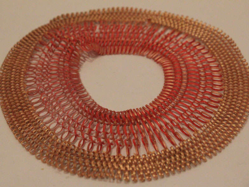 Intricate Recycled Jewelry
