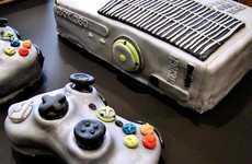 Gaming Console Desserts