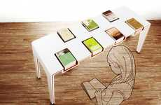 Bookshelf Tabletops