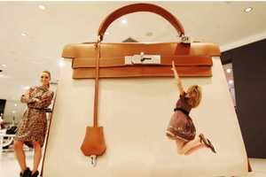 The Hermes Kellydoscope Bag Set-Up Will Draw Plenty of Attention