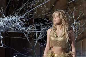 Go Behind the Scene of the Shakira Freixenet Champagne Shoot