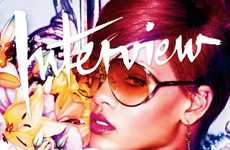 The Rihanna Interview Magazine Issue is Blazing Hot