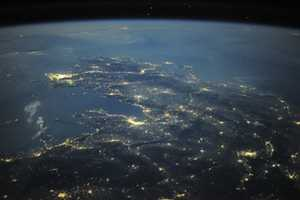 @ Astro Wheels Tweets Beautiful Pictures of the Blue Planet
