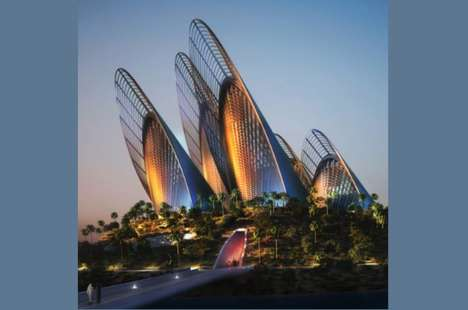 foster partners zayed national museum