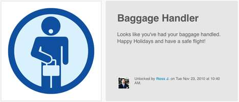 foursquare baggage handler badge
