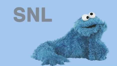 Cookie Monster SNL audition