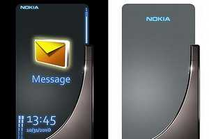 The Nokia 2030 by Jim Chan is Sleek and Sophisticated