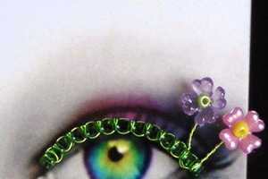 Spirys Creates Funky Bead and Wire Glamour for Your Peepers