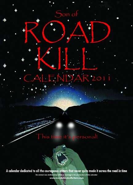 Roadkill Calendars