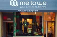 Children's Charity Shops - The 'Me to We Store' Launches in Toronto, Ontario