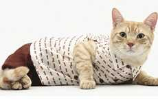 Fashionable Feline Calenders - United Bamboo's Fashionable Cat Calender is Ultra Adorable