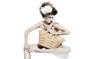 Purses Take Center Stage with Eugenio D'orio's 'Fashion Luxury Bags'