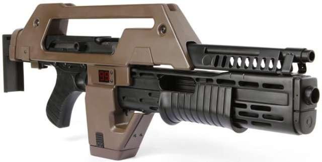 Alien Assault Weaponry