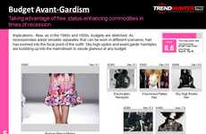 Get Trends on Fashion Market Research, from Couture to Retail