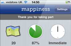 Happiness-Measuring Apps