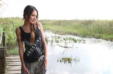 Muted Marshland Lookbooks