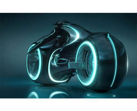 Tron Legacy features