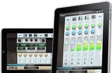 Record Producer iPad Apps - The 'Studio Track' App Takes Your Garage Band to the Next Level