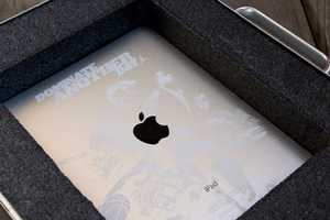 ILoveDust Creates the Limited 'Dominate Another Day' iPad