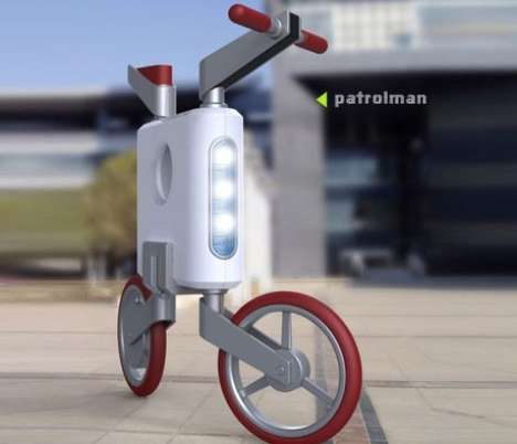 Patrolman Bicycle