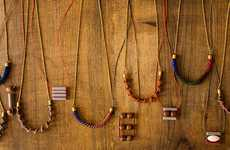 Handwoven Necklaces