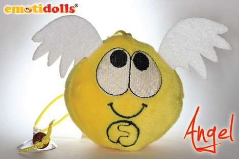 Emotidolls plush toys