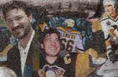 Charitable Hockey Hero Mosaics