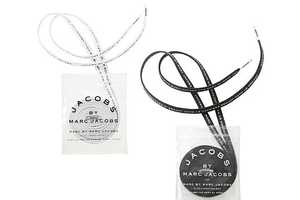 Add Some Luxe Love to Your Kicks with the Marc Jacobs Shoelaces
