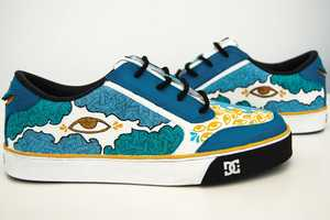 Jolby Sneakers are Hand-Painted and Completely Unique