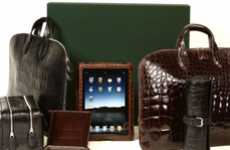 $6,900 Tablet Cases - The David August iPad Case is the World's Most Expensive Tablet Case