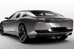 Lamborghini Estoque Concept Approved for Production