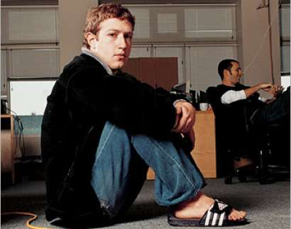 Facebook Founder Fashion