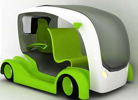 The Green Cab