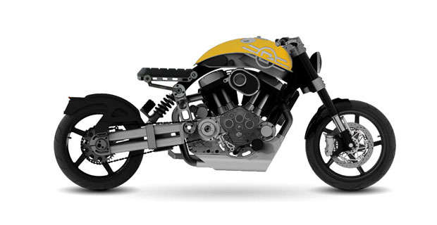 Indestructible Motorcycles